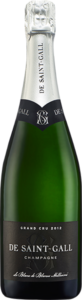 Champagne De Saint Gall Blanc de Blancs Grand Cru Millesime Brut