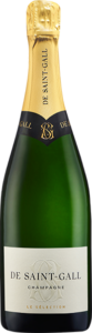 Champagne De Saint Gall Selection Brut
