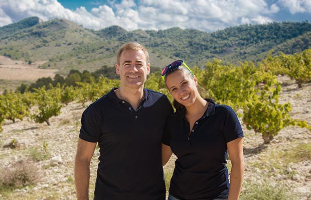 Finca Bacara - Santos & Iona, Founders
