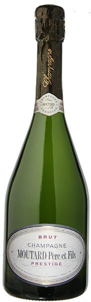 Champagne Moutard Cuvée Prestige