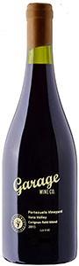 Garage Wine Co Portezuelo Vineyard Carignan Field Blend