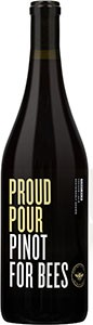 Proud Pour Pinot for Bees
