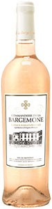 Commanderie de La Bargemone Coteaux d'Aix en Provence Rosé
