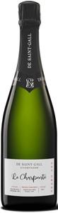 Champagne De Saint Gall Influences La Charpenté