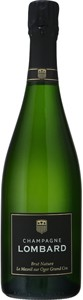 Champagne Lombard Grand Cru Brut Nature Mesnil sur Oger