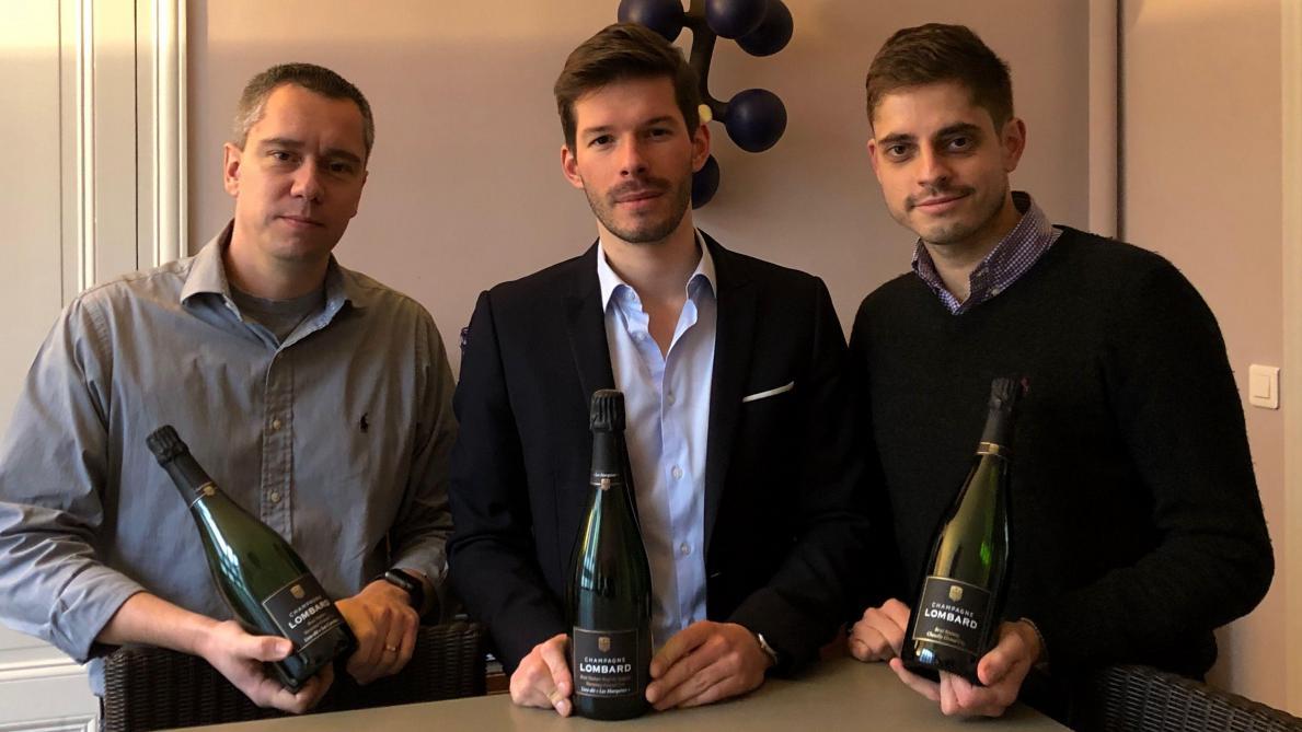Champagne Lombard