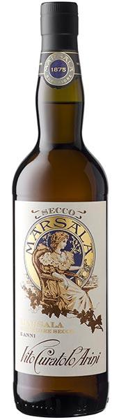 Vito Curatolo Arini Marsala Superiore 5 Years Dry